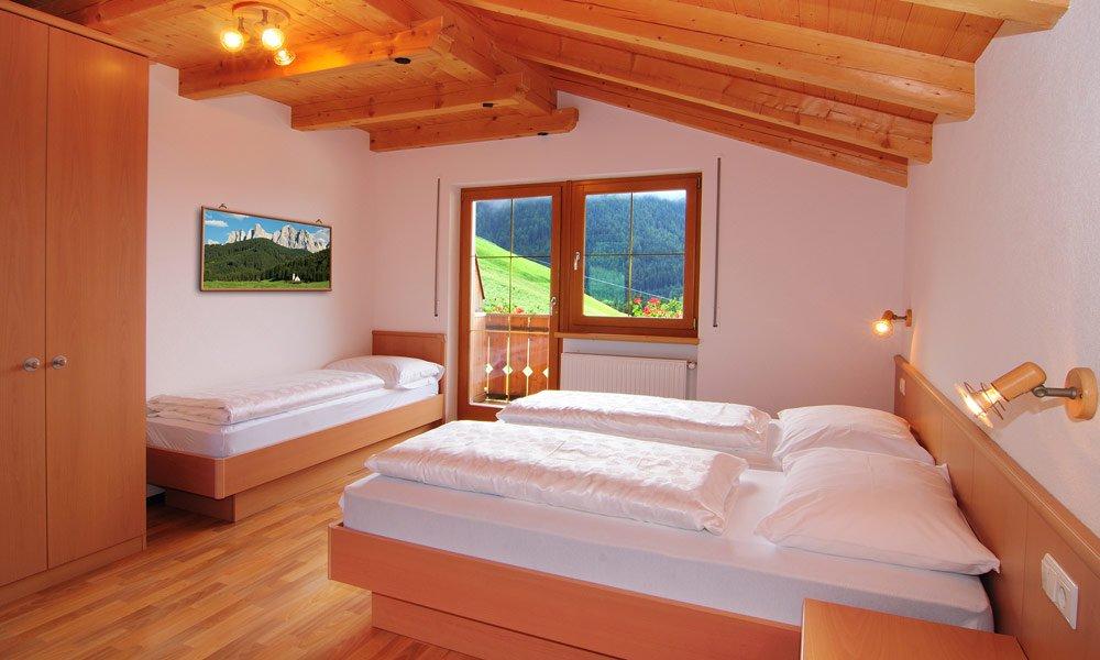 Venite a trascorrere indimenticabili giornate di vacanza a prezzi convenienti presso uno dei nostri alloggi nell'area Bressanone/ Plose