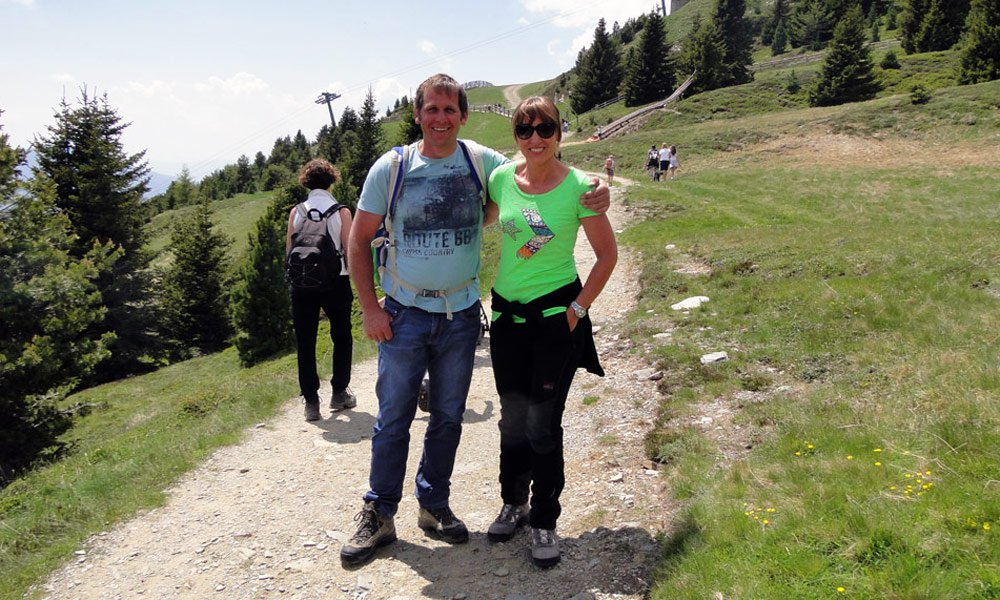 Vacation – Hiking on the Plose