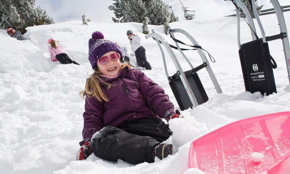 Skigebiet Plose – ein Wintersportgebiet in alpiner Höhenlage