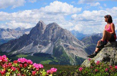 Rundwanderung Plose, 2486 m, auf Brixens Hausberg mit Panoramablick