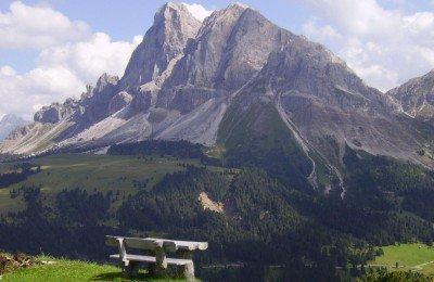 Dolomitenblick-Höhenweg